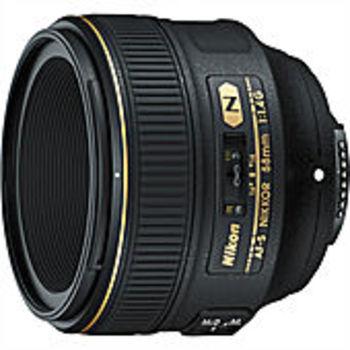 Rent Nikon Nikon AF-S NIKKOR 58mm f/1.4G