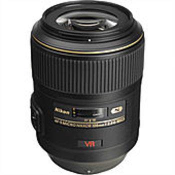 Rent Nikon Nikon AF-S VR Micro-NIKKOR 105mm f/2.8G IF-ED