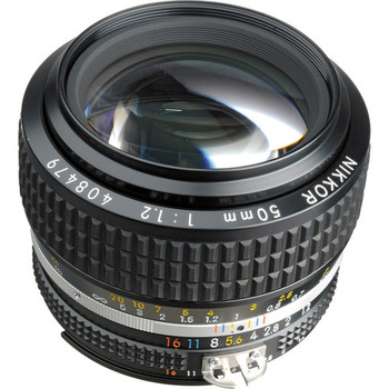 Rent Nikon Nikkor AIS 28mm F/2.8 MF Lens Wide Angle Vintage Glass