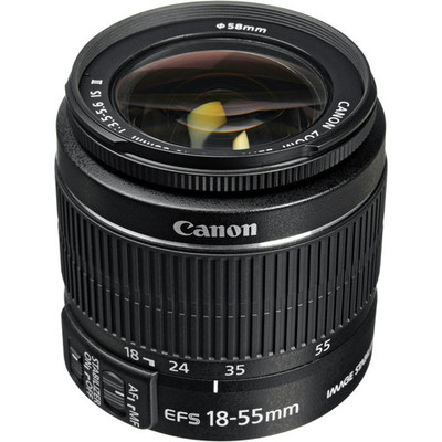 Canon 2042b002 ef s 18 55mm f 3 5 5 6 is 1330465875000 519475
