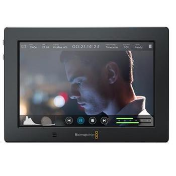 Rent Blackmagic Design BMD-HYPERD/AVIDAS74K Video Assist 4K 7 Inch High Resolution Monitor with Ultra HD Recorder
