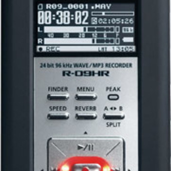 Rent MP3 Recorder R-09HR