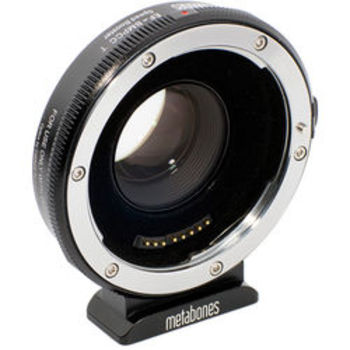 Rent Metabones Canon EF Lens to Blackmagic Pocket Cinema Camera T Speed Booster