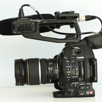 Rent Canon c100 mk2 Compact Doco Kit