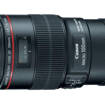 Rent Canon EF 100mm f/2.8 Macro USM