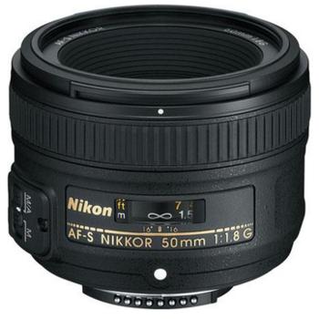 Rent Nikon 50mm 1.8G