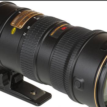 Rent Nikon 70-200mm AF-S VR