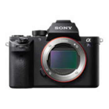 Rent Sony a7sII 4K Mirrorless Camera — Handheld Kit