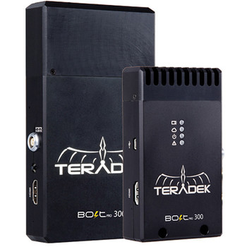 Rent Teradek video transmission system (one transmitter, one receiver)