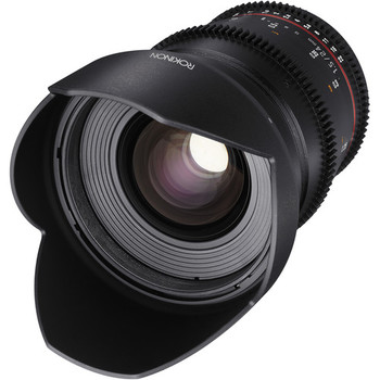 Rent Rokinon 24mm 1.5t Lens in EF mount