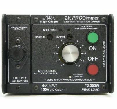 Magic gadgets 2k pro dimmer 2 000w 14