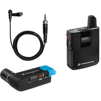 Rent Sennheiser AVX Camera-Mountable Lavalier Digital Wireless Set (SK Bodypack Transmitter, ME2 Lavalier)