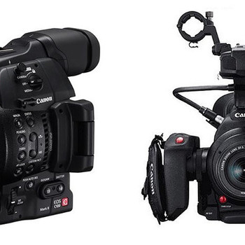 Rent NEW! Canon C100 Mark II