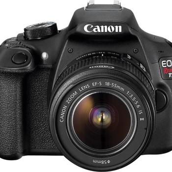 Rent Canon EOS t3i