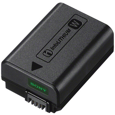 Sony npfw50 np fw50 lithium ion rechargeable battery 1430343942000 712854