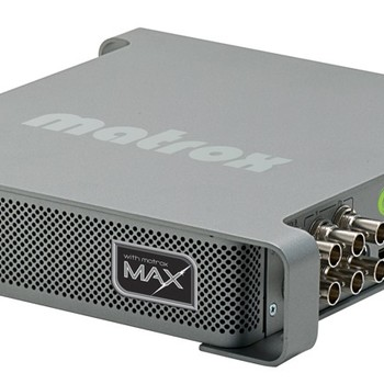Rent Matrox MX02 LE w/MAX