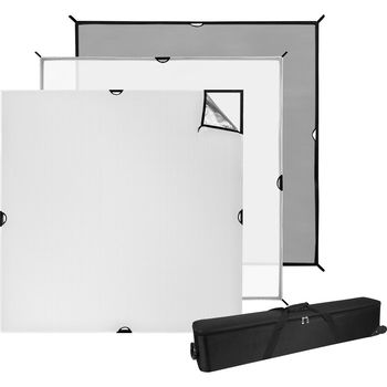 Rent 8x8 Scrim Jim Frame Kit With Diffusion & Net