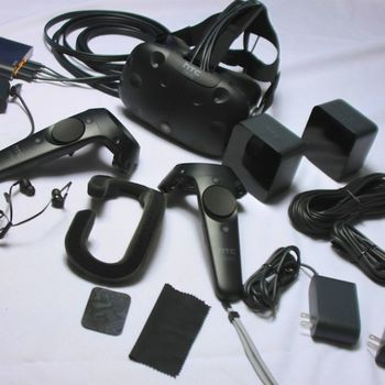 Rent HTC Vive Full Kit THE BEST DEAL
