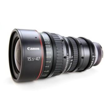 Rent Canon CN-E 15.5-47mm T2.8
