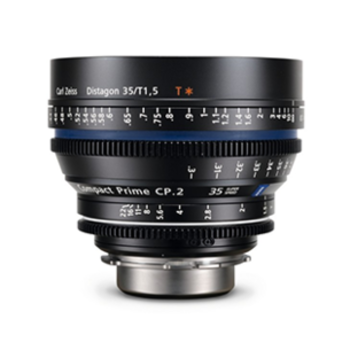 Rent Zeiss CP.2 Super Speed 35mm T1.5