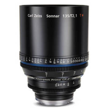 Rent Zeiss CP.2 135mm T2.1