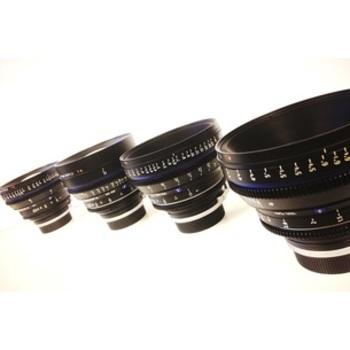 Rent CP2 Lens Kit (21, 35, 50, 85, 135)