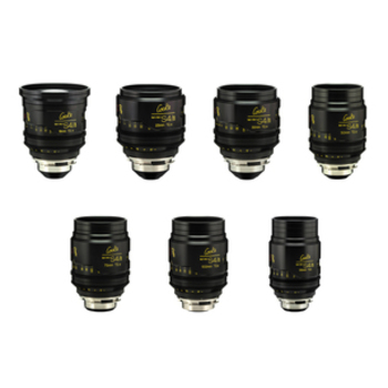 Rent Cooke MiniS4/i Seven Lens Set