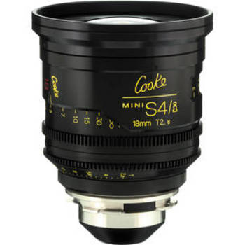 Rent Cooke MiniS4/i 18mm T2.8