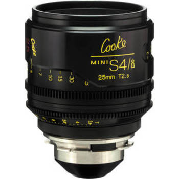 Rent Cooke MiniS4/i 25mm T2.8