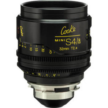 Rent Cooke MiniS4/i 32mm T2.8