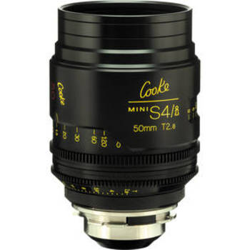 Rent Cooke MiniS4/i 50mm T2.8