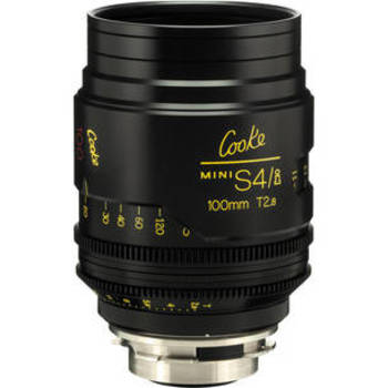 Rent Cooke MiniS4/i 100mm T2.8
