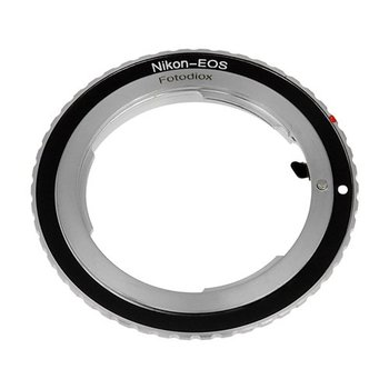 Rent FotodioX Nikon Lens Adapter for Canon EF (50mm Nikon Series E)
