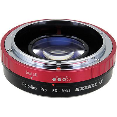 Fotodiox ex1 fd mft p pro mft adaptor canon 1405027275000 1063476