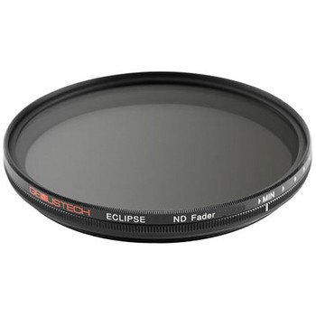 Rent Genustech 77mm Eclipse ND Fader Filter