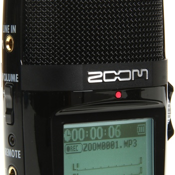 Rent Zoom H2n Handy Recorder Portable Digital Audio Recorder