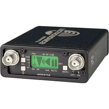 Rent UCR411A BLK 24 (YL) Digital Spec Analyzer/ Receiver