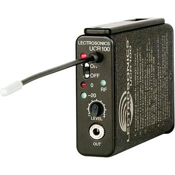 Rent Lectrosonics UCR411A BLK 21 (BR) Digital Spect Analyzer/ Receiver