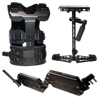 Rent GlideCam X-10 & HD-2000 (w/ Manfrotto plate)