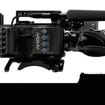 Rent Arri AMIRA 4K Premium Cinema Camera