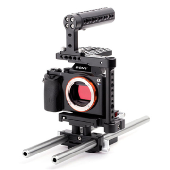 Rent Wooden Camera DSLR Cage w/ 15mm baseplate