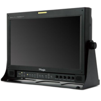 "Rent TV Logic 17"" 1080p Monitor"