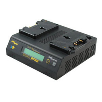 Rent Battery Charger Dual Gold-Mount