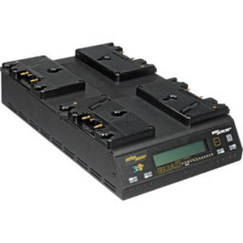 Rent Battery Charger Quad Gold-Mount