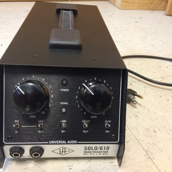 Rent Microphone Preamp