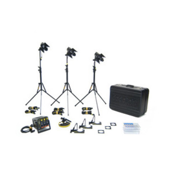 Rent 100w Dedo 3 Light Kit