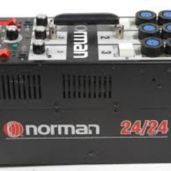 Rent Norman 24/24 power pack with 3 head Kit