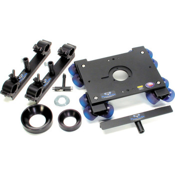 Rent Dana Dolly Portable Dolly System with Universal Track Ends, 100 & 150mm Bowl Adapter