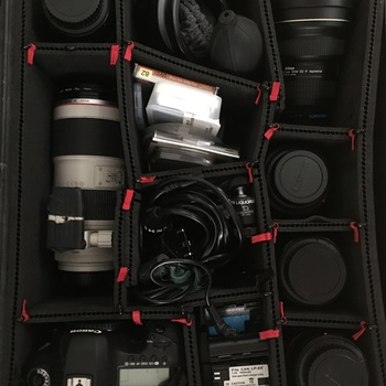Rent 5D3 Camera Package & Lenses
