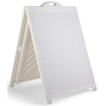 Rent Plastic Sandwich Board